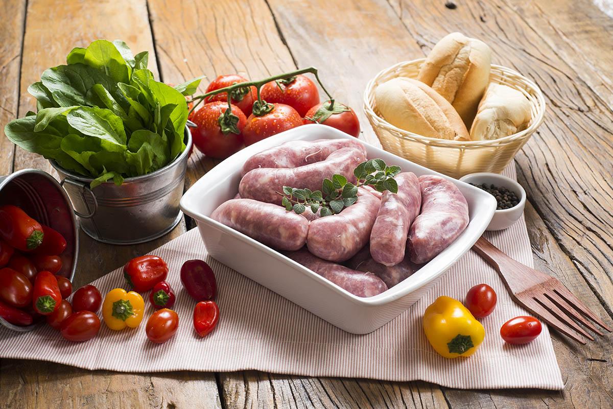 Galletto Vallespluga alla verdura e salsiccia