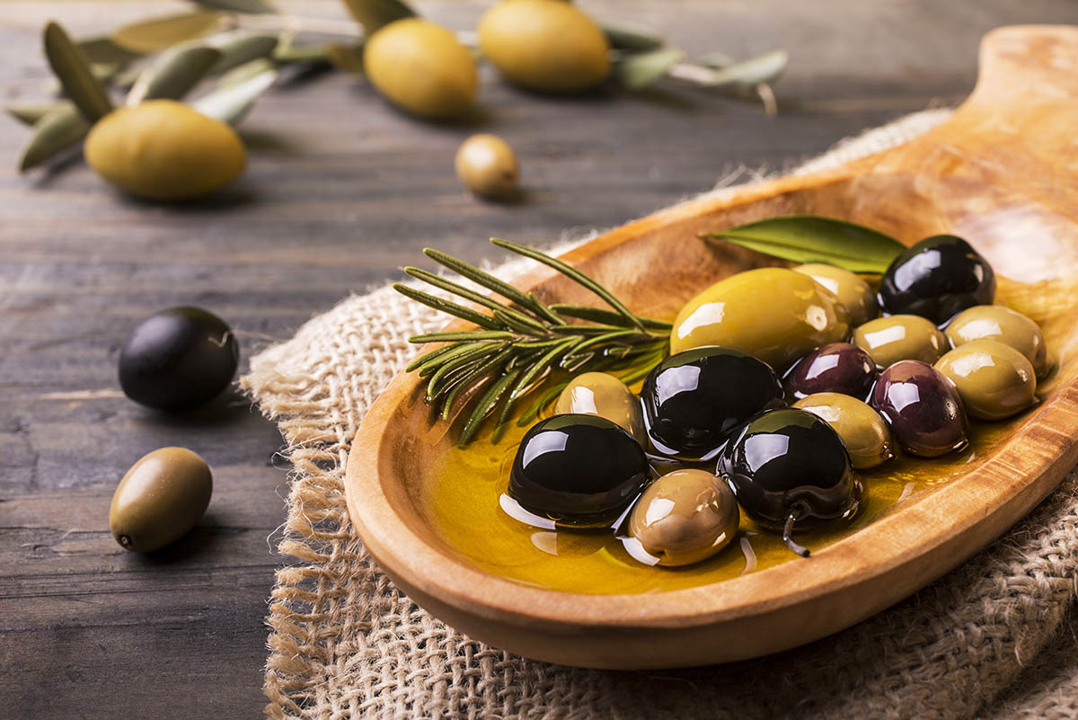 Olive, galletto Vallespluga