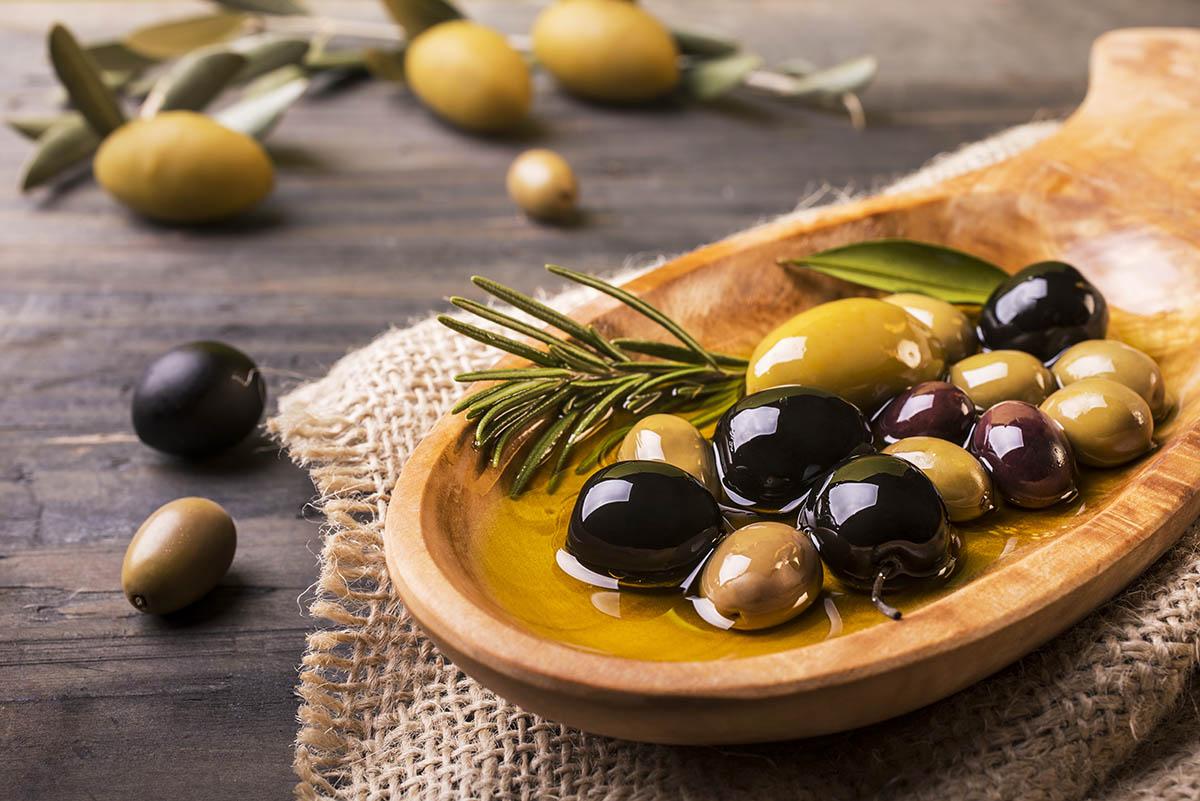 Olive, galletto Vallespluga