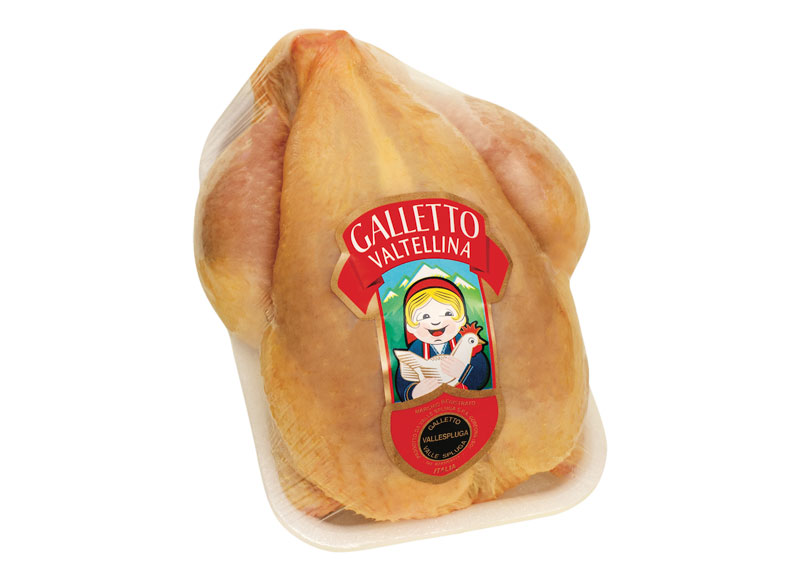 Galletto Vallespluga Valtellina