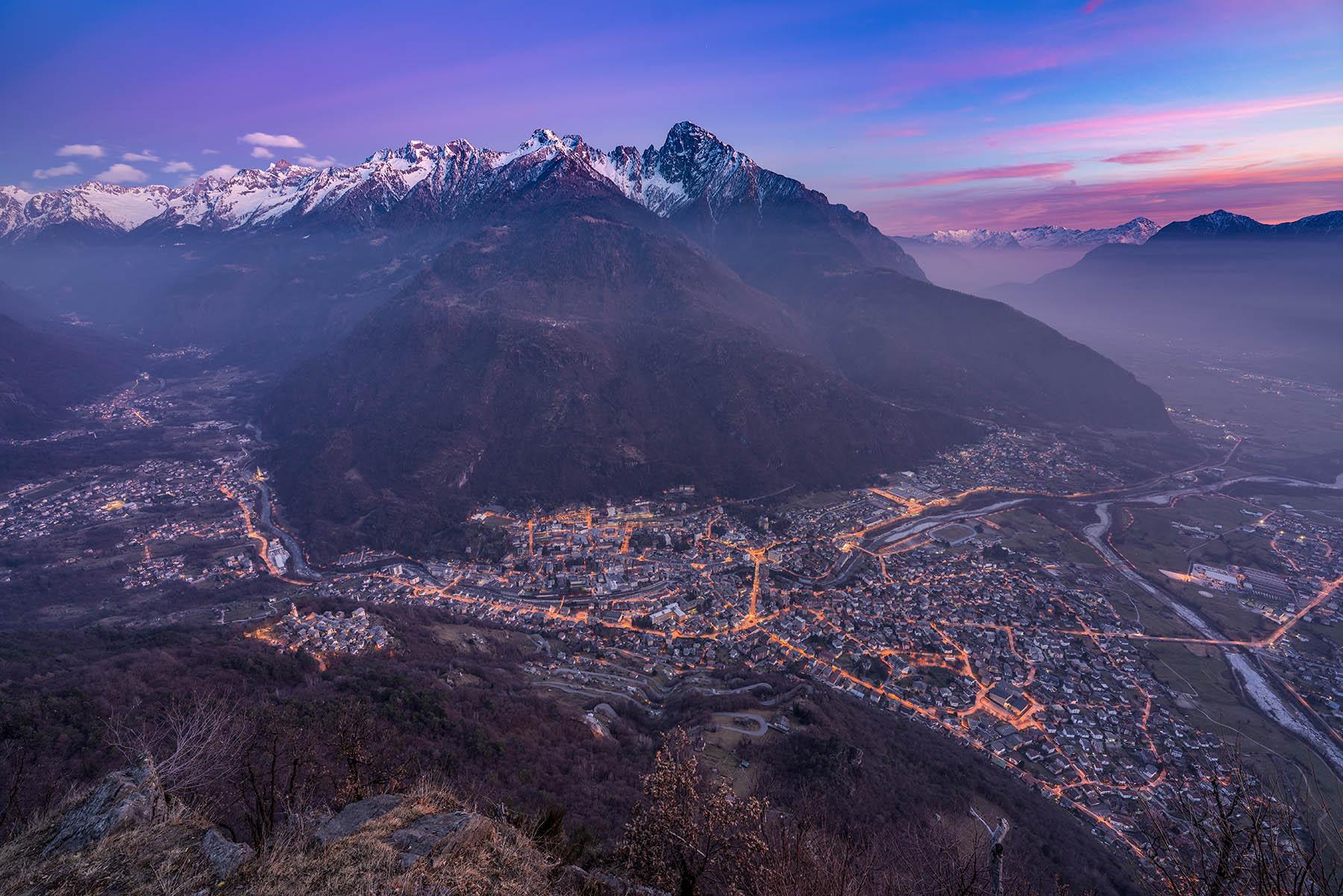 Valchiavenna e Valtellina