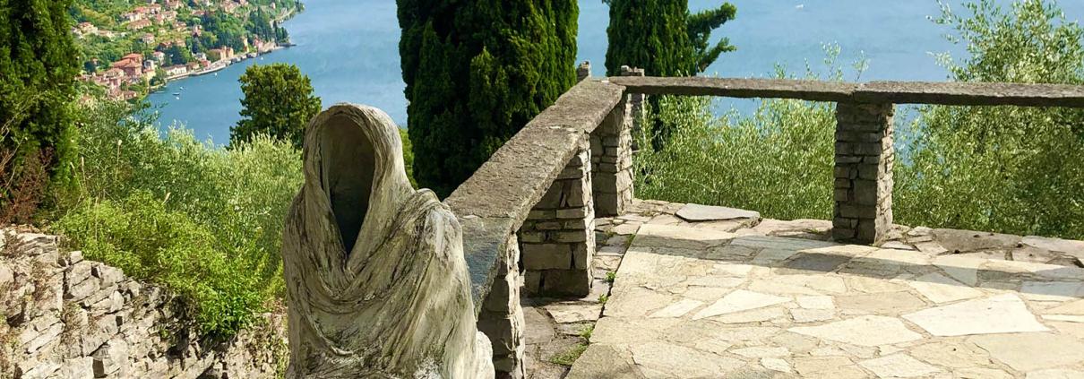 Castello di Vezio, Fantasma